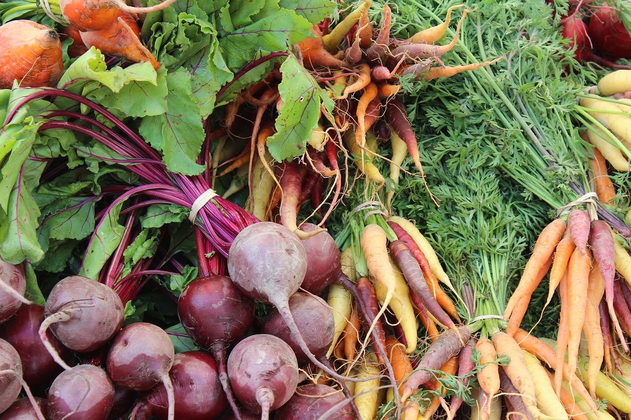 Vegan regional klimafreundlich