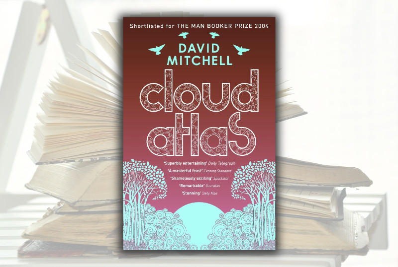 Cloud Atlas von David Mitchell