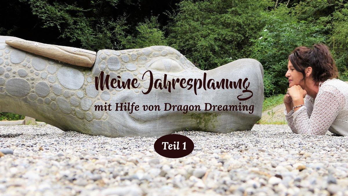 Jahresplanung mit Dragon Dreaming Banner